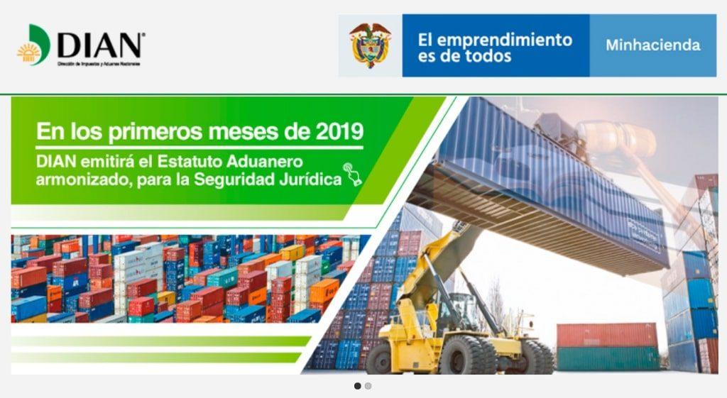 Sacar copia del certificado RUT del Dian en Colombia